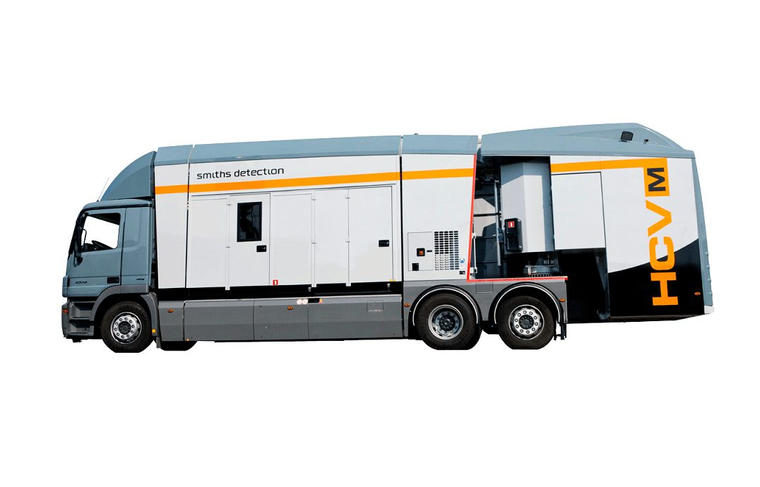 Hcvm Mobile X Ray Systems Smiths Detection